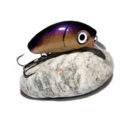 BUG MINNOW 33SRg GoldViolet
